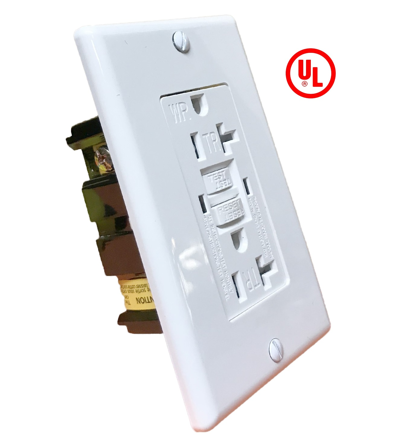 Electrical Devices Ground Fault Circuit Interrupter Receptacle Tr Gfci Learn How Interrupters Can Protect Against
