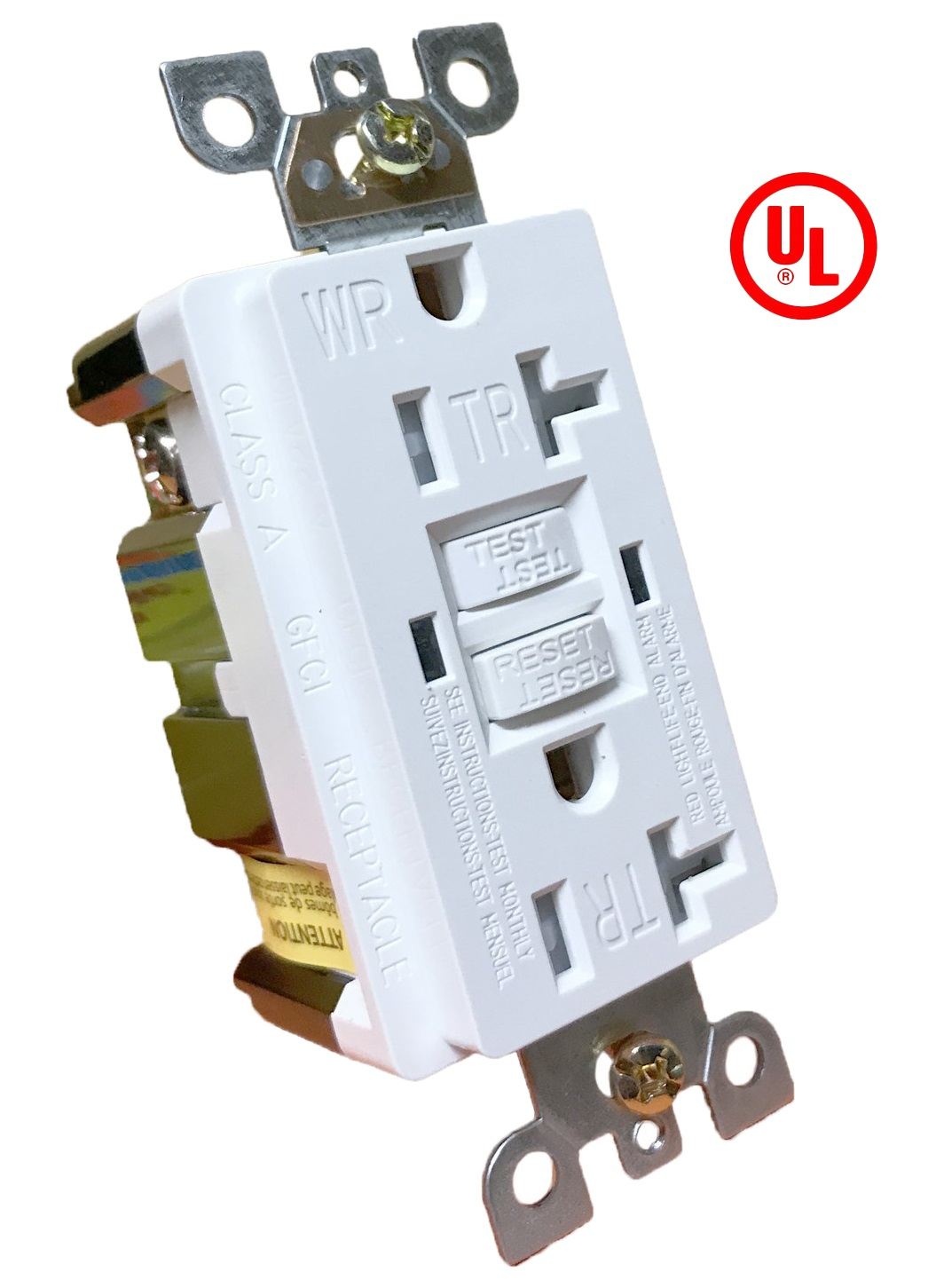 Electrical Devices Ground Fault Circuit Interrupter Receptacle Tr Gfci How To Test