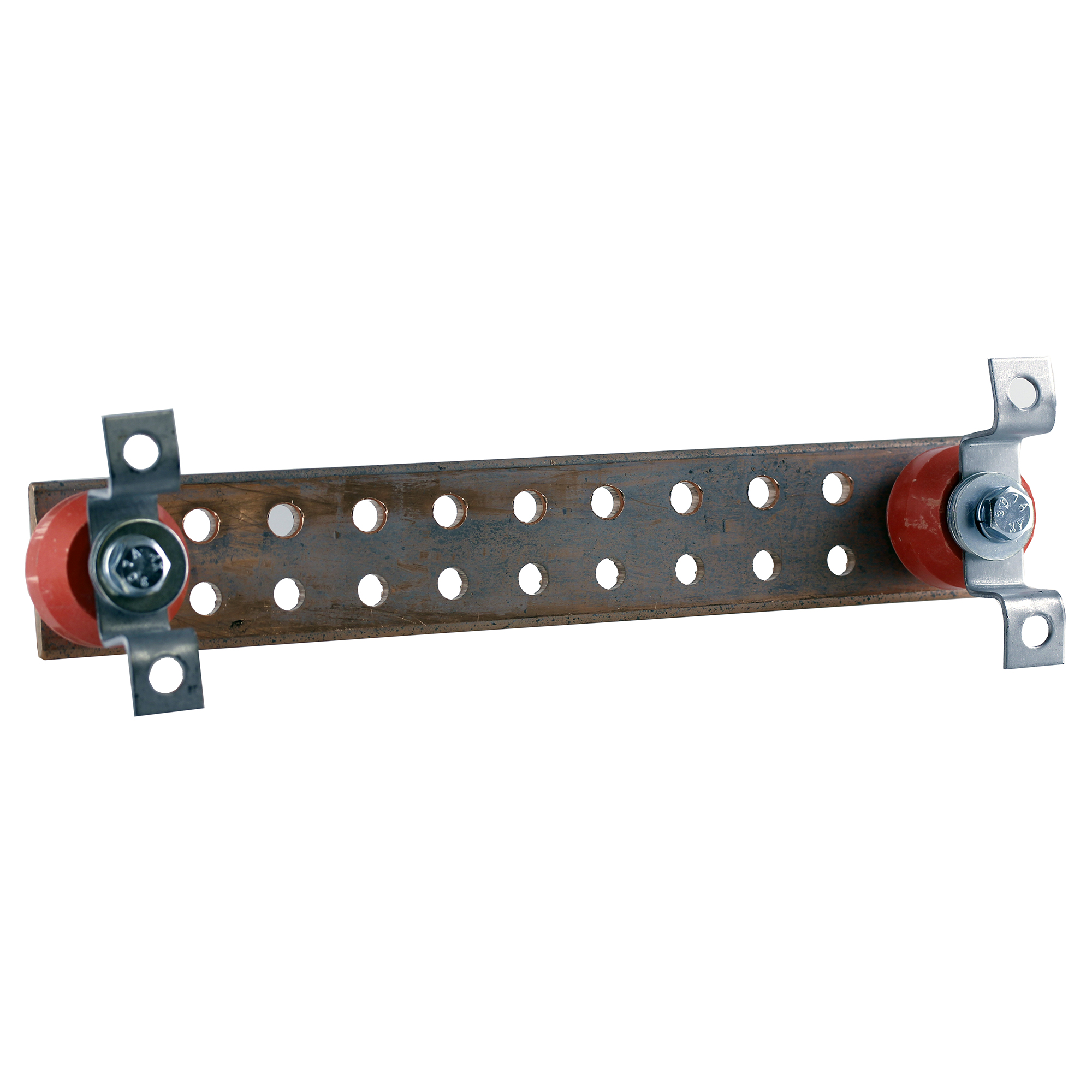 Electrical Devices Copper Grounding Bus Bar 12