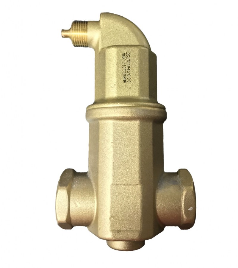 Air Eliminator Separator Air Vent Brass Spirovent Style