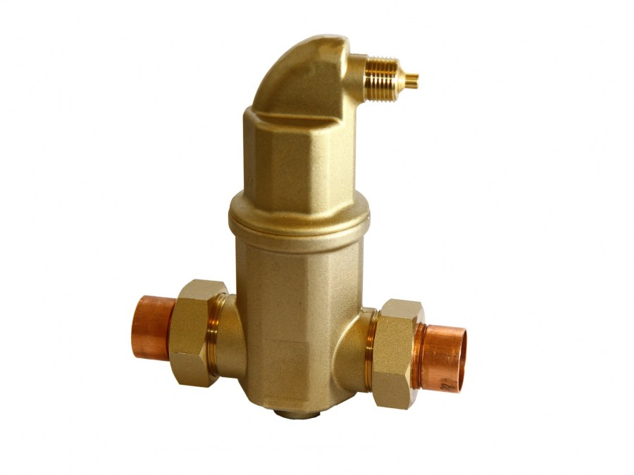 Sweat Air Eliminator Separator Air Vent Brass Spirovent Style