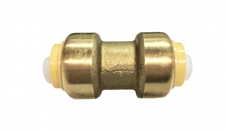 Sharkbite Style Push-Fit  Coupling