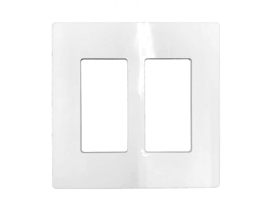 DECORATOR SCREWLESS WALLPLATE