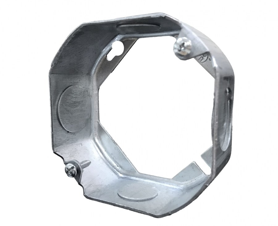"4"" OCTAGON BOX EXTENSION RING"
