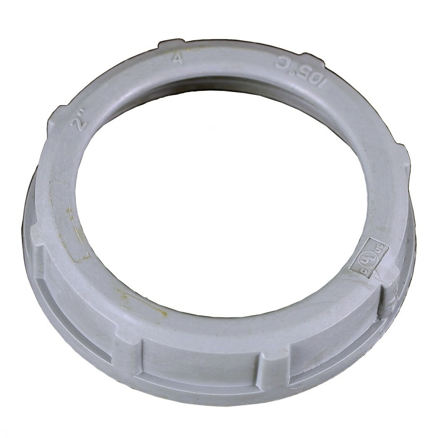 INSULATING PLASTIC BUSHING