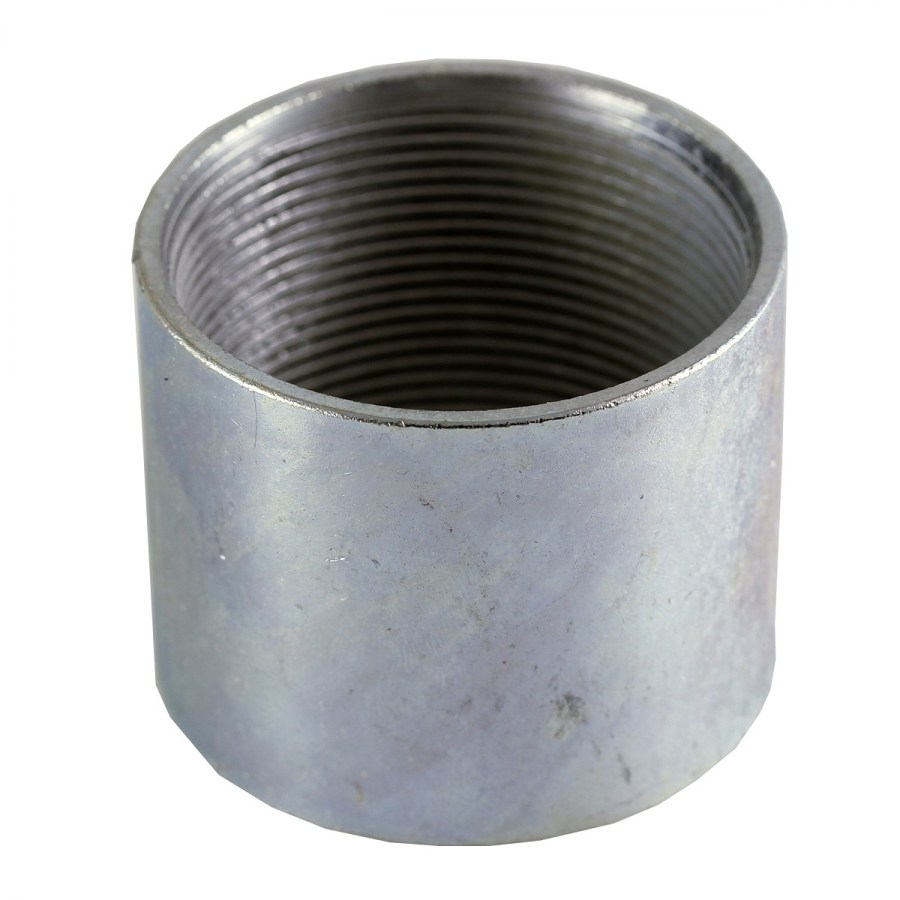 GALVANIZED RIGID THREADED COUPLING