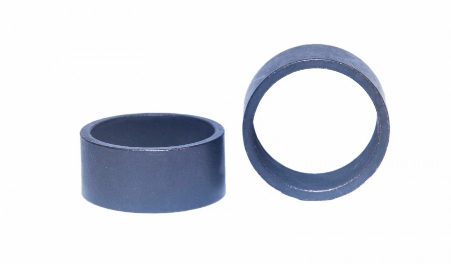 Crimp rings for pex