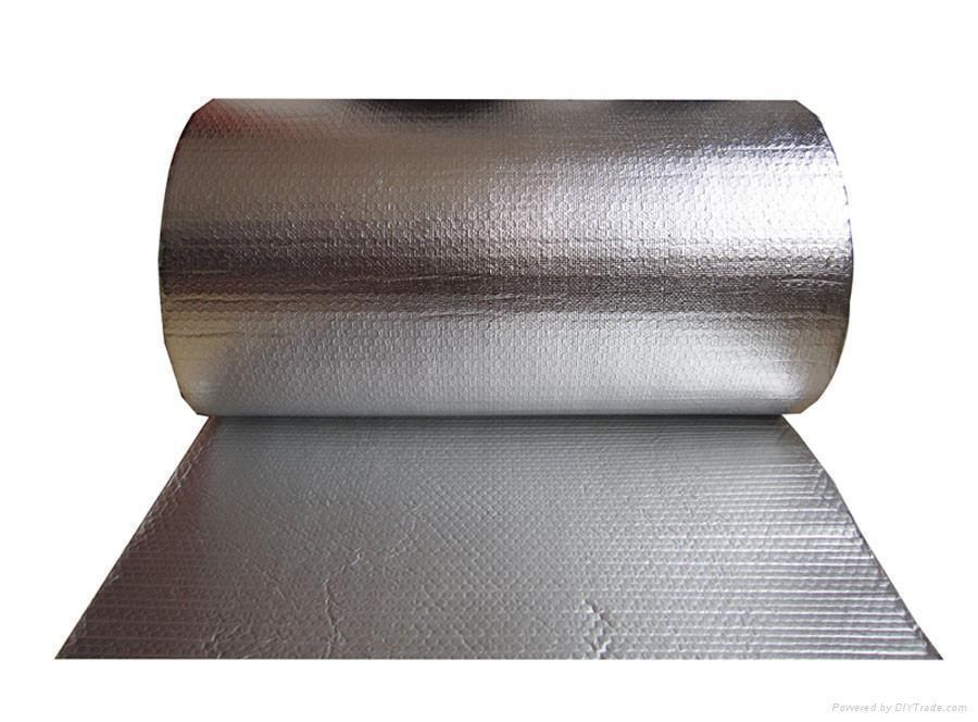 "48"" x 125' x 1/4"" Double Bubble Reflective Foil Insulation"