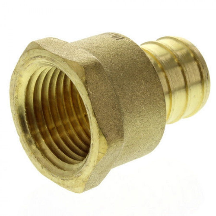 "1/2"" Female NPT Adapter, brass"